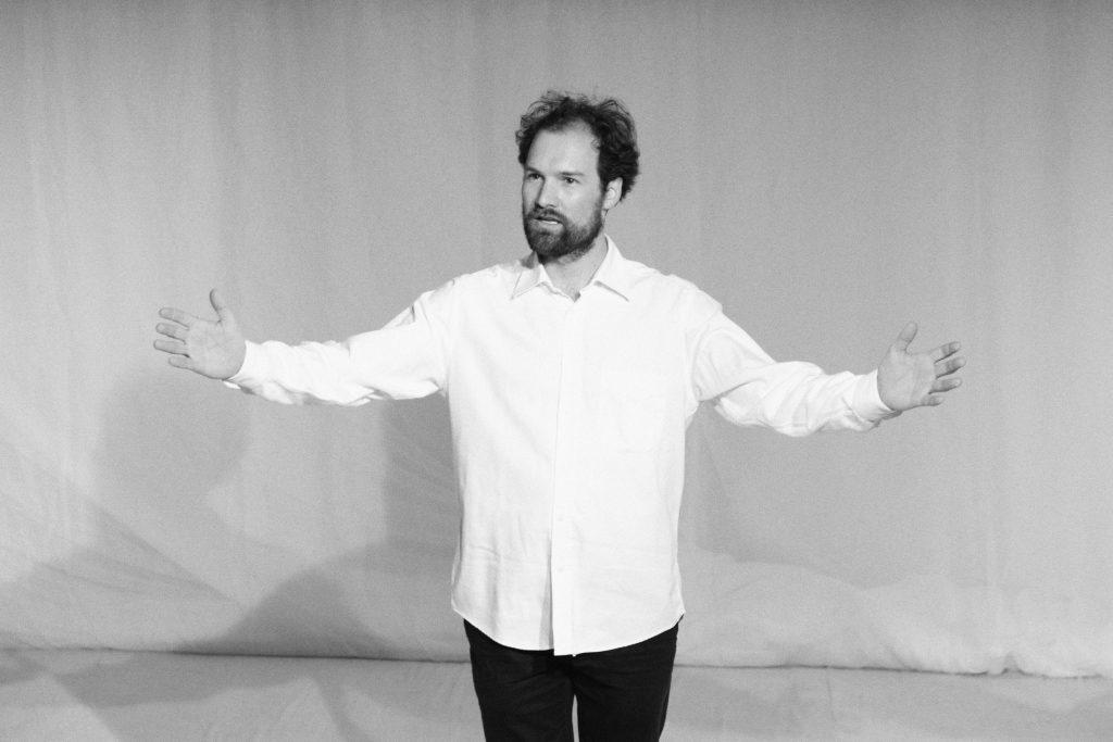 Lors de la représentation au Théâtre de l'Opprimé, le 22 juin 2016, dans le cadre du Festival du Studio (pris par Alice Barbosa)